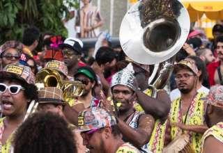 Bloco Magia Negra carnaval