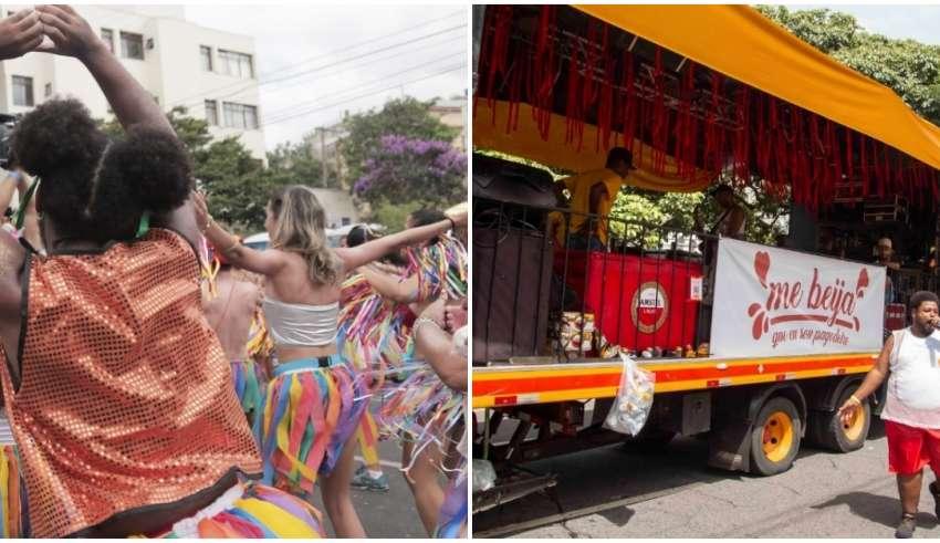 carnaval bh polemica