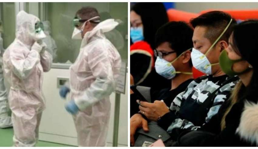 Brasil tem caso de coronavírus