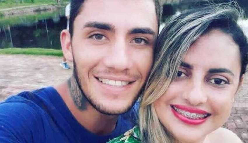 Alan matou a namorada em Goiás