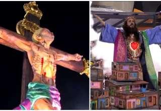 mangueira carnaval jesus