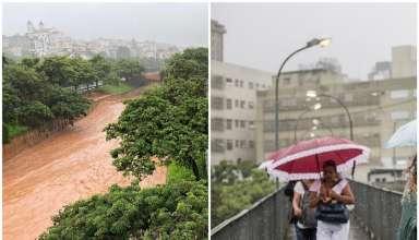 Chuva em BH 2020