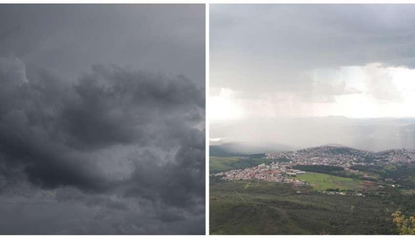 Minas pode receber 'tempestade severa' nas próximas horas