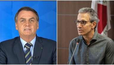 zema bolsonaro governadores