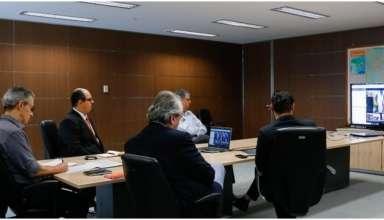 zema reunião bolsonaro