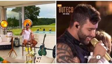 Gusttavo Lima bate recorde em show no youtube