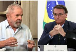 Lula críticas bolsonaro