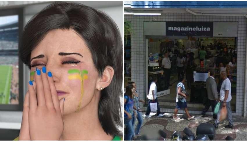 Magazine Luiza multada cartão de crédito