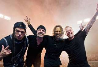 metallica shows