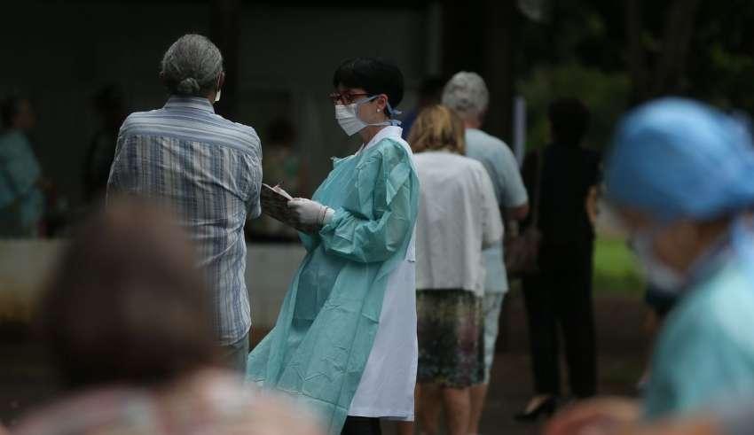 coronavirus brasil mortes