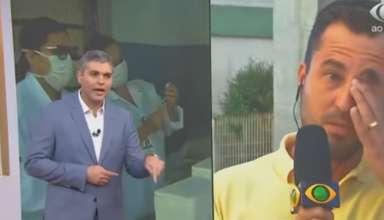 prefeito chora preços abusivos máscaras