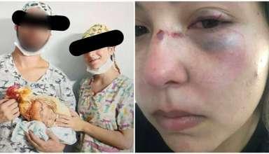 veterinária agredida