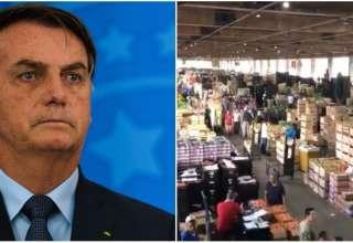 Bolsonaro desculpa vídeo ceasaminas