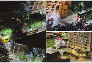 Manifestação começou na Grande BH e terminou na capital mineira