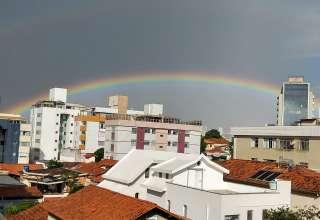 arco-íris surpresa bh