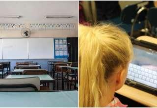 briga entre escolas e pais por mensalidade
