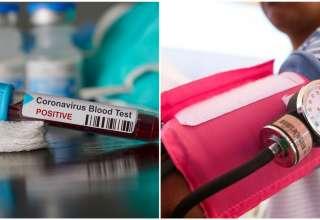 coronavírus hipertensão mortes casos