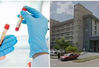 Exames foram feitos em pacientes e funcionários