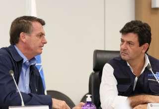 Bolsonaro Mandetta indireta