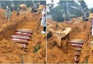 manaus caixões covid-19