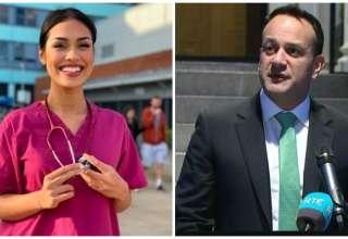primeiro ministro e miss voltam a trabalhar como médicos