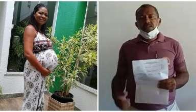 Professora morreu uma semana após o nascimento da filha