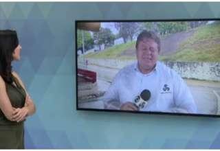 reporter globo chora recuperados coronavirus