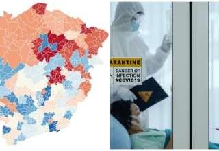mortes municipios mineiros sem respiradores