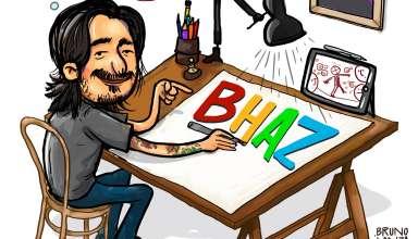 Bruno Lanza no BHAZ