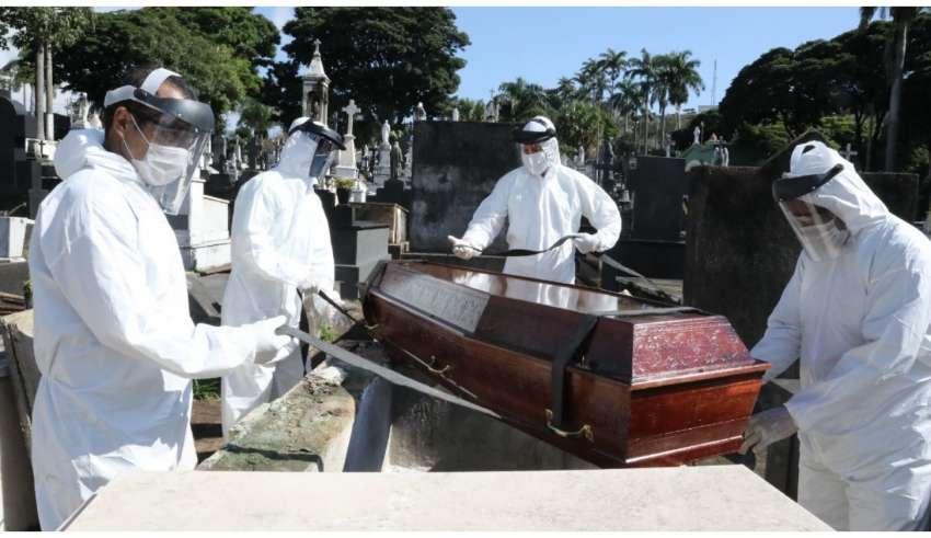 atualizacao coronavirus brasil 18 maio