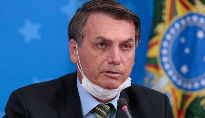 bolsonaro churrasco isolamento brasília