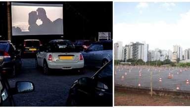 cinema drivein bh