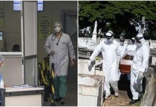 mortes casos covid-19 coronavirus minas