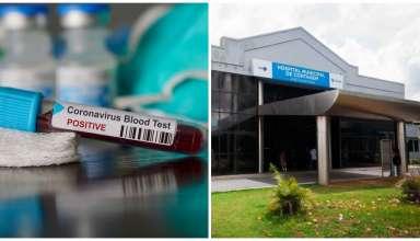 Uma das vítimas morreu no Hospital Municipal de Contagem