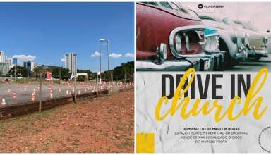 drive in church irregular musas trevo belvedere