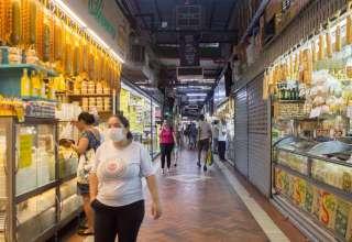 mercado central reabre lojas