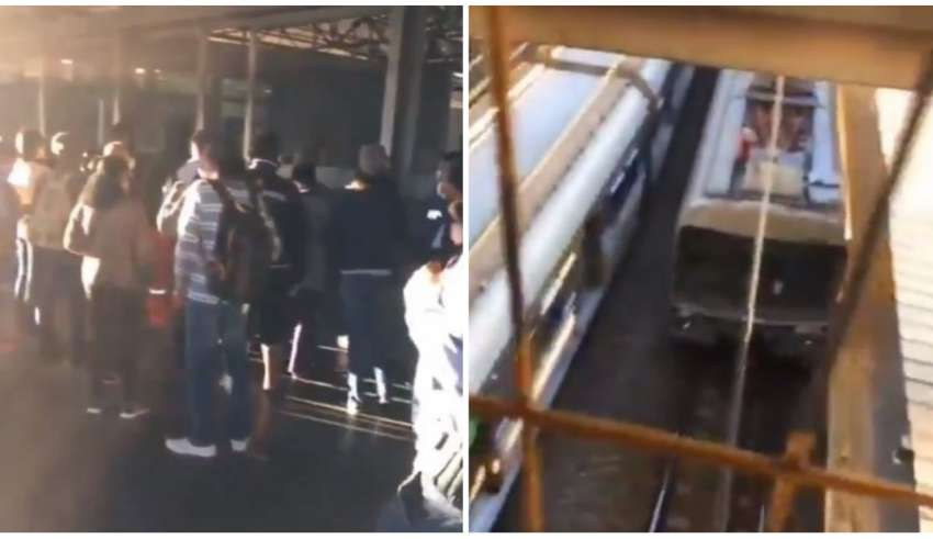 metro bh para provoca aglomeração