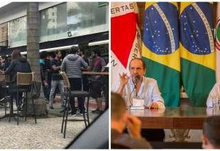 Aglomerações fizeram Kalil ter conversa com prefeito de Nova Lima