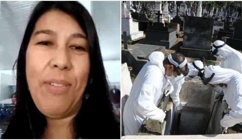 policia investiga video caixoes coronavirus bh