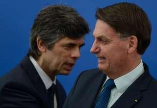 bolsonaro teich perde ministro