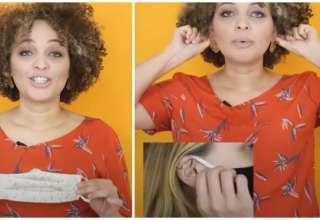 video dicas mascara julia rocha