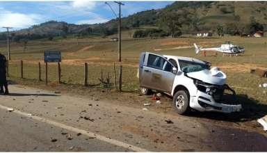 acidente sul de minas