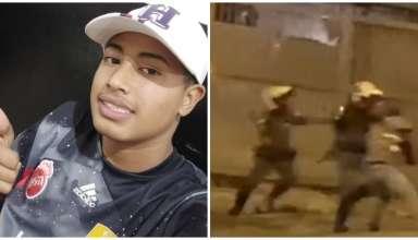 adolescente negro sequestrado morto