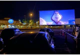 cinema drive in nova lima