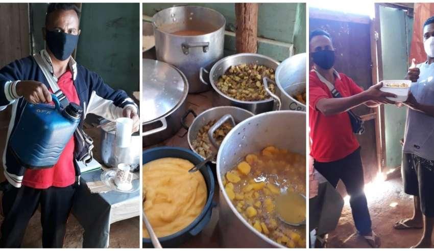 cozinha solidaria ocupacao terra nossa