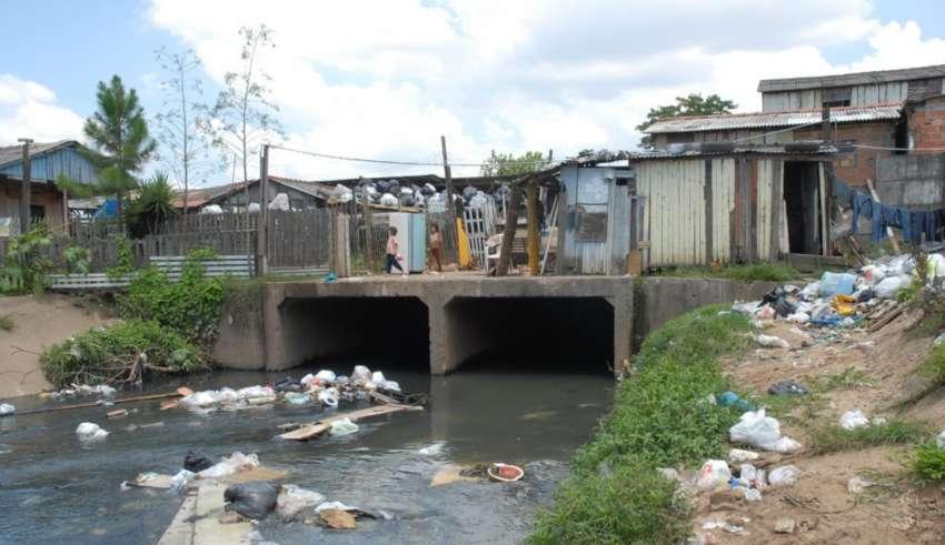 saneamento basico necessidade urgente