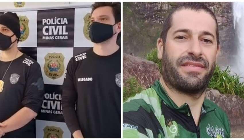presos suspeitos assassinato gerente banco guaxupe
