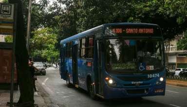 ônibus horário bh