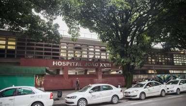 Hospital João XXIII em Belo Horizonte