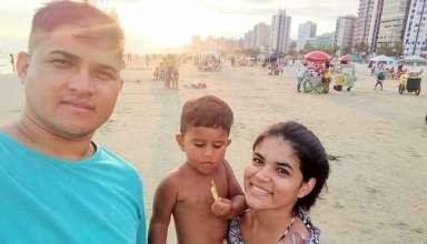 Caso briga gcm Antonio Ramos e familia